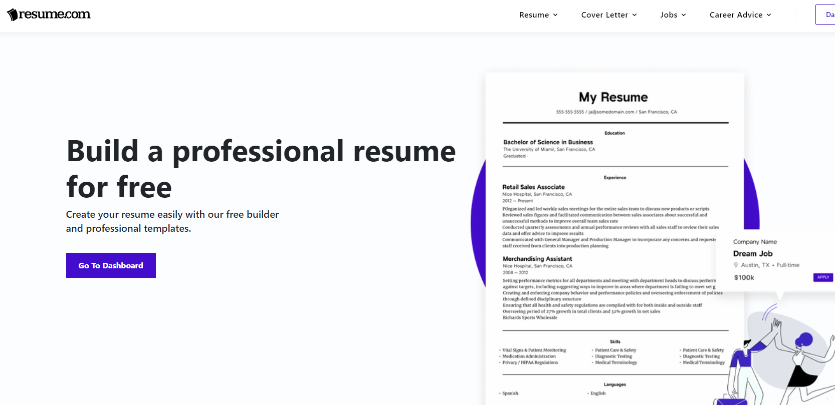 resume.com Review by TopResumeWritingServices