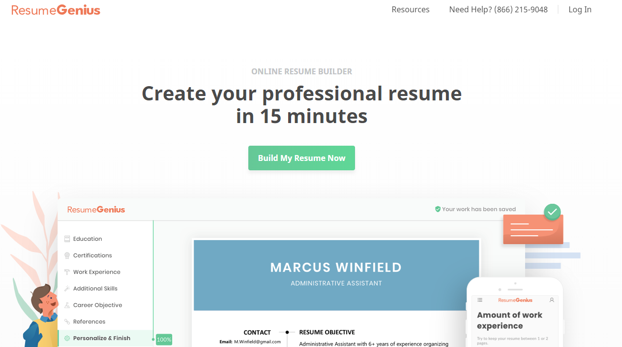 resumegenius.com Review by TopResumeWritingServices