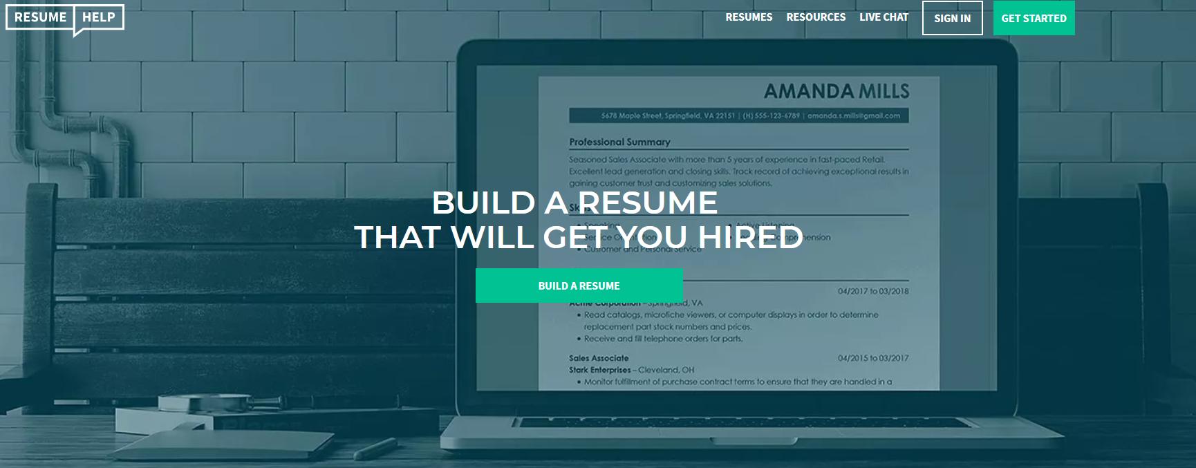 resumehelp.com Review by TopResumeWritingServices