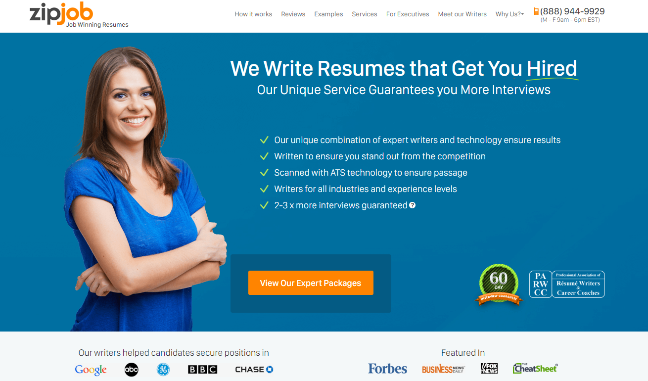 zipjob.com Review by TopResumeWritingServices