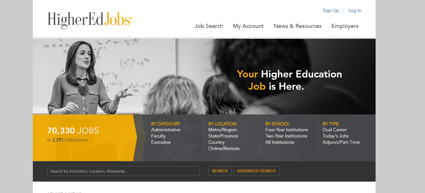 higheredjobs.com Review by TopResumeWritingServices